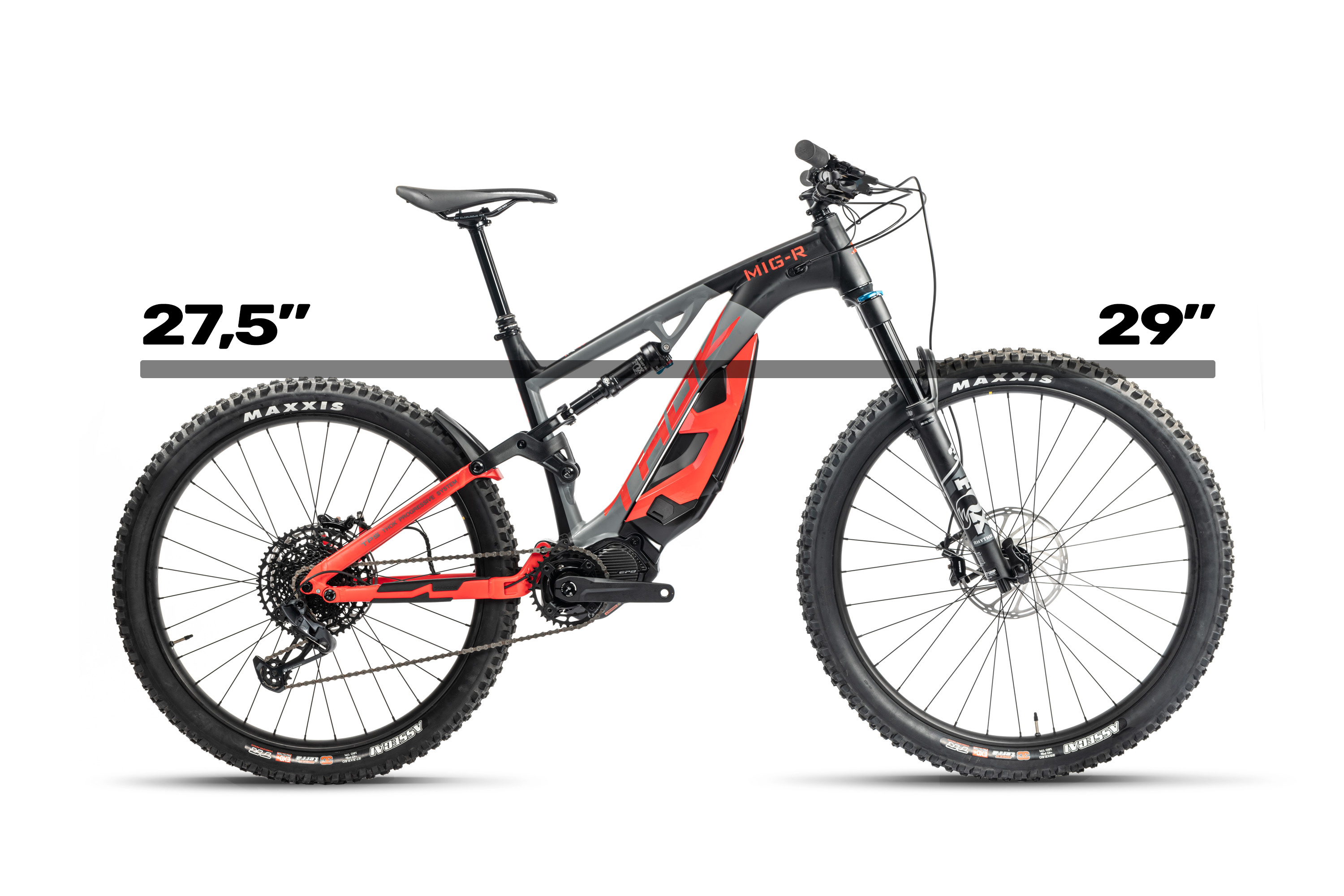 Accessories for e-bike, e-mtb and mountain bicycle. By Thok Ebikes.