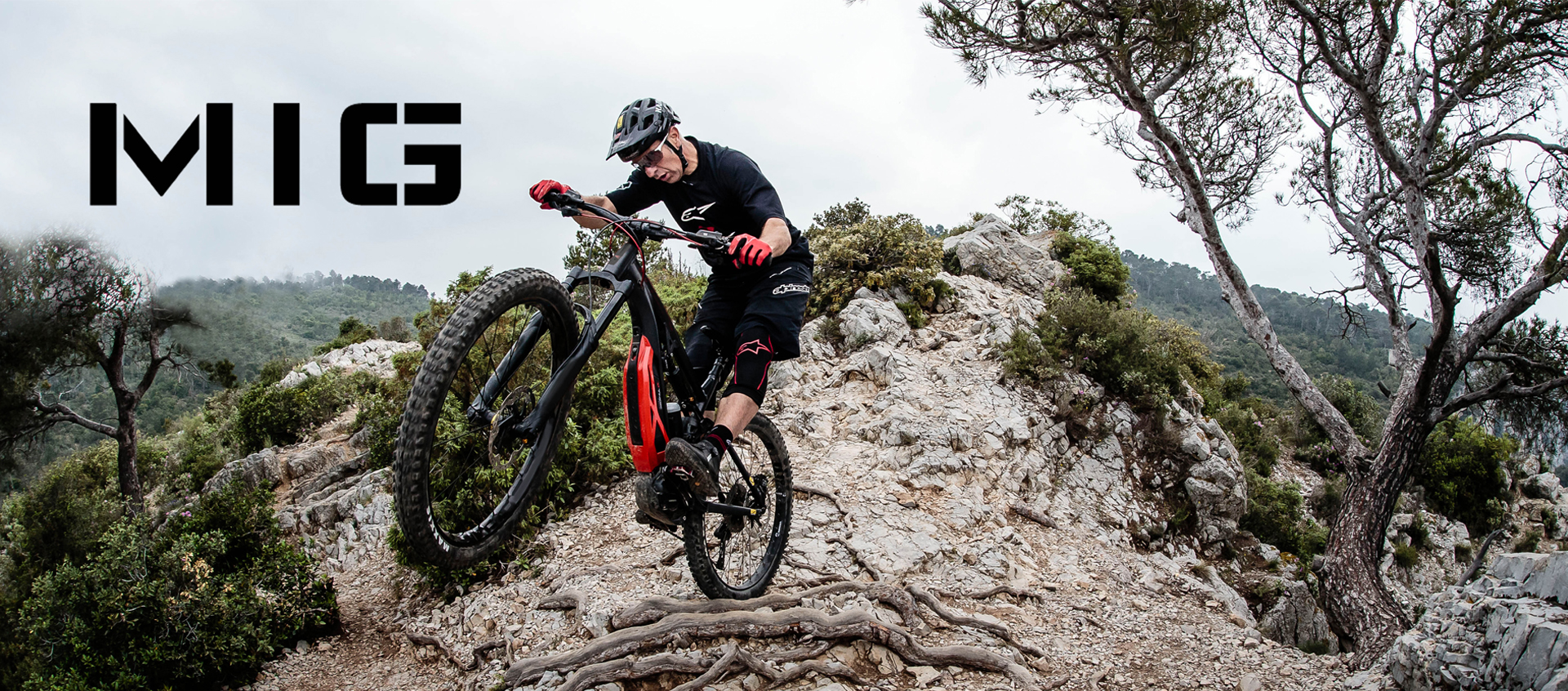 MIG - Mountain bike pedalata assistita senza compromessi by Thok Ebikes