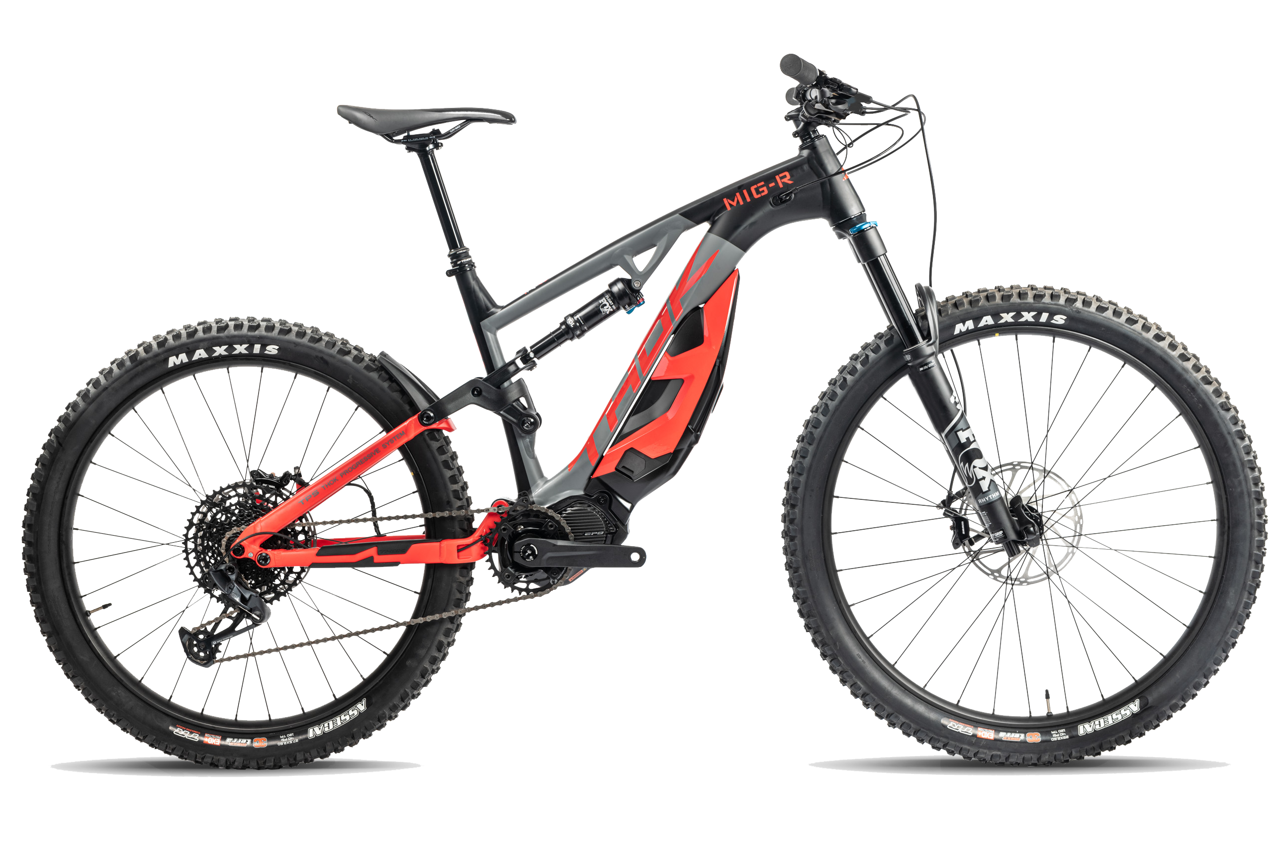 MIG-R, performance first. Thok Ebikes.